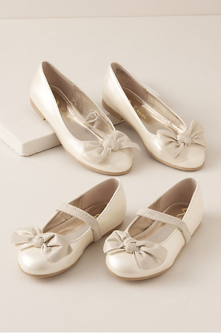 Kaytelyn Flower Girl Flats