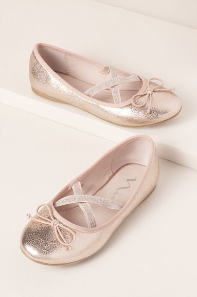 View larger image of Gelsey Flower Girl Flats