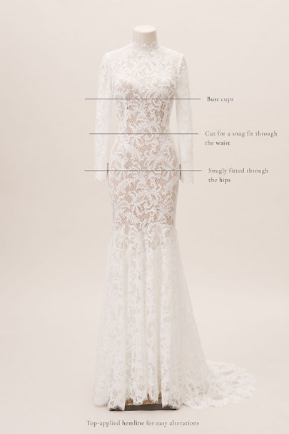View larger image of Willowby by Watters Marston Gown