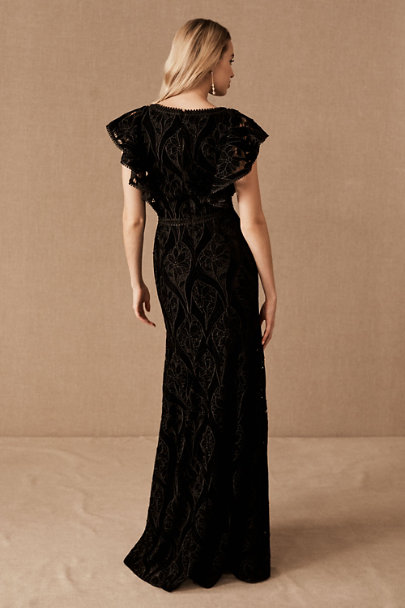 View larger image of ML Monique Lhuillier Hilaire Dress