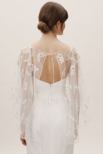View larger image of BHLDN Katriane Cape