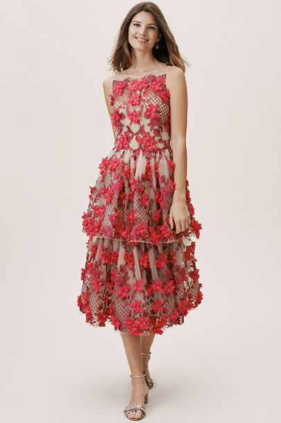 View larger image of Marchesa Notte Adrie Dress