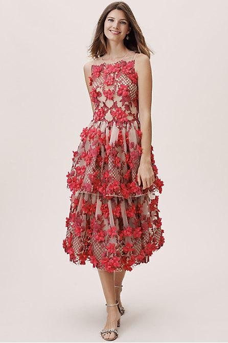 Marchesa Notte Adrie Dress