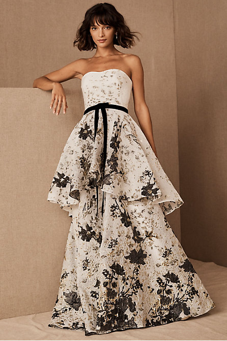 Marchesa Notte Rydal Dress