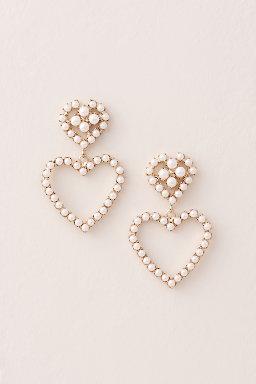 Mon Coeur Earrings.