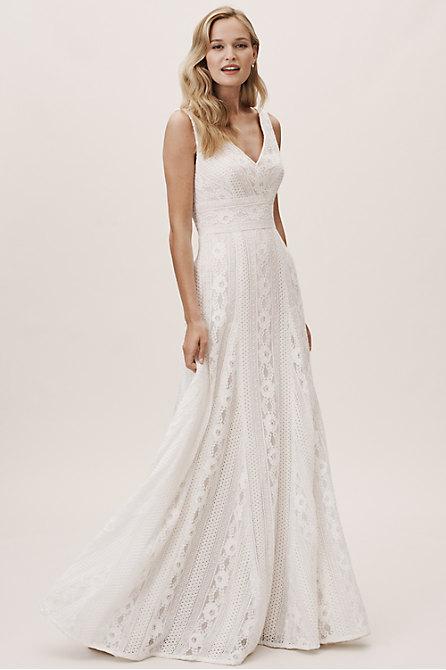 Pronovias Oporto Gown