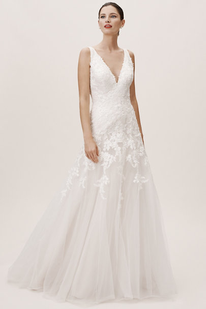 View larger image of Pronovias Oviedo Gown