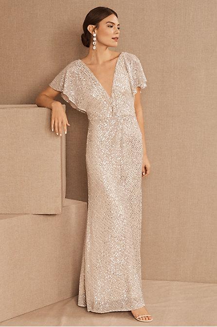 Jenny Yoo Halsey Dress