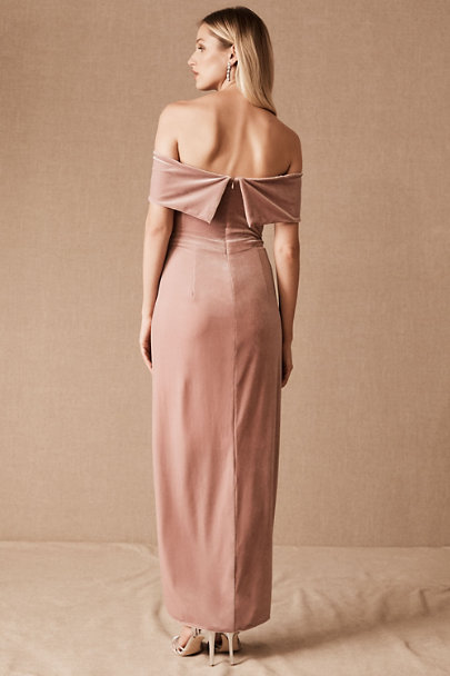 View larger image of BHLDN Edison Velvet Dress