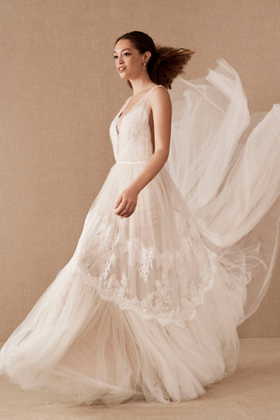 View larger image of Willowby by Watters Betony Gown