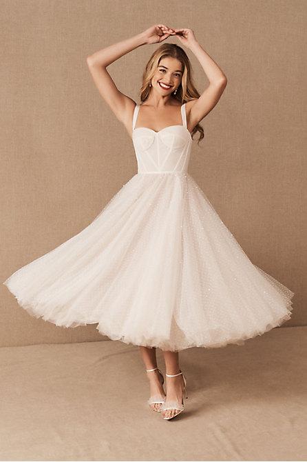 Little White Dresses Jumpsuits For Brides Bhldn,Simple Wedding Dresses For Girls Pakistani