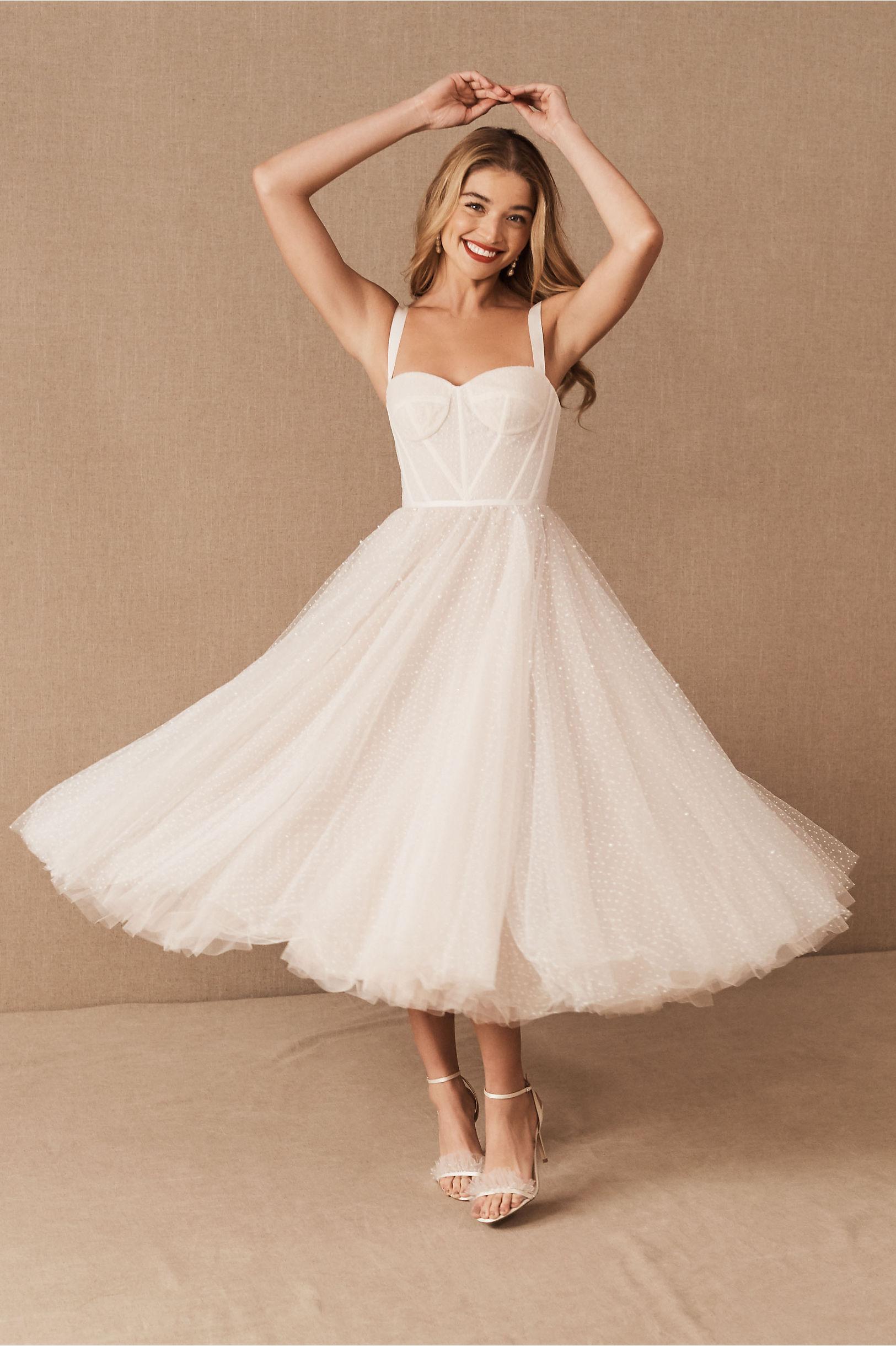 Top 10 Short Wedding Dresses Bridal Musings Wedding Blog