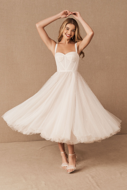 Top 8 Short Wedding Dresses  Bridal Musings Wedding Blog