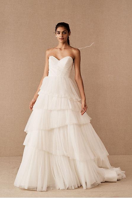 Watters Avance Gown
