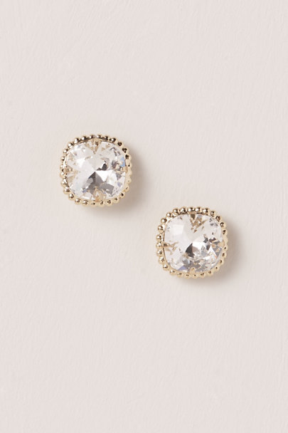 Sorrelli Gold Kaira Stud Earrings | BHLDN