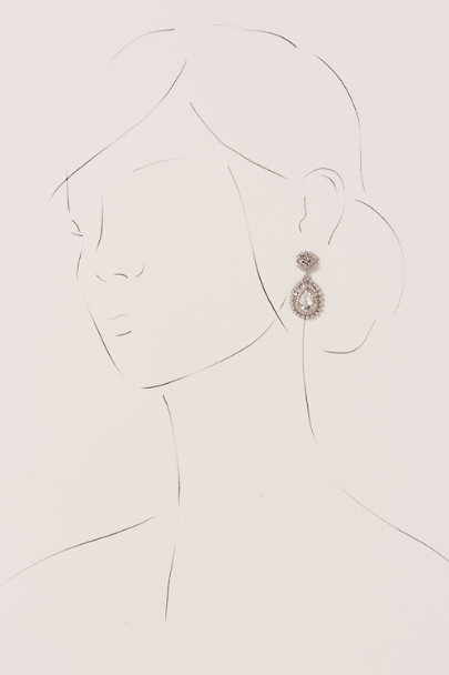 View larger image of Maria Opal Earrings