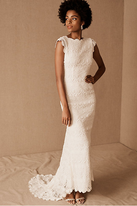 Daughters of Simone Lilah Gown