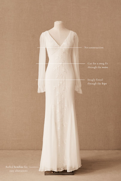 View larger image of Daughters of Simone Gema Gown