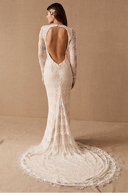 Daughters of Simone Danni Gown