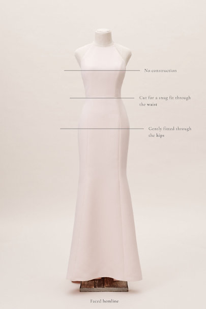 View larger image of Amsale Caroline Dress