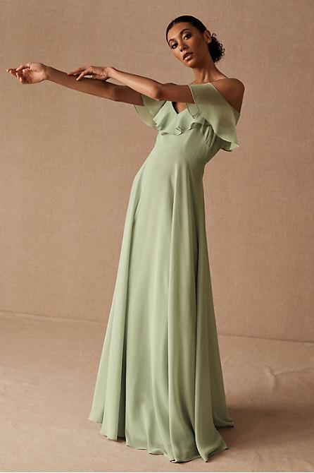 Jenny Yoo Mila Convertible Dress