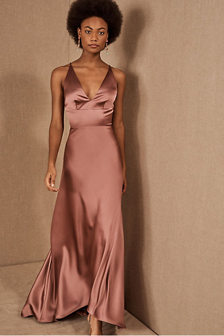 Monique Lhuillier Bridesmaids Maribelle Dress