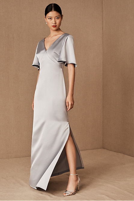 Monique Lhuillier Bridesmaids Caswell Dress