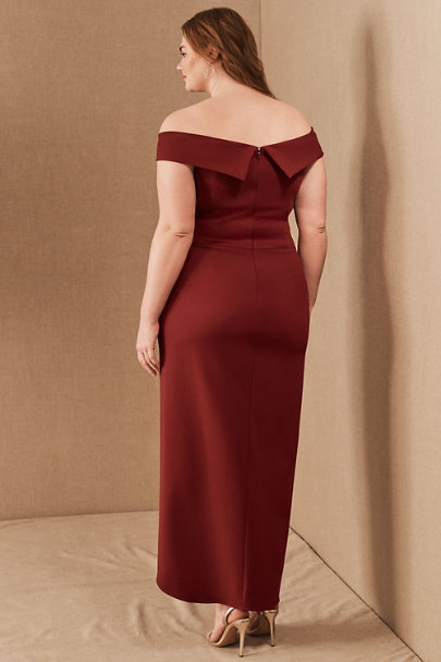 View larger image of Thompson Off-the-Shoulder Dress