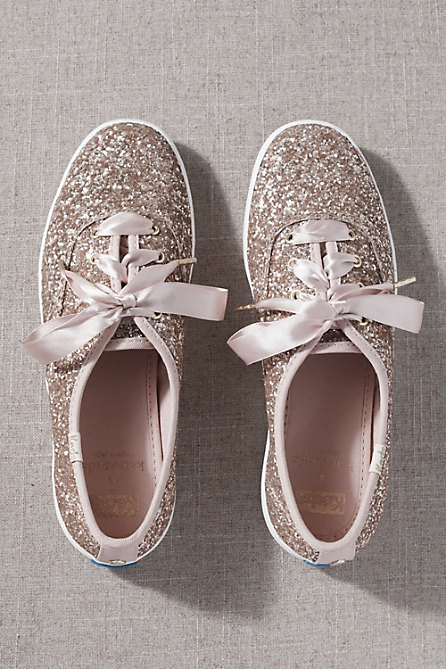 Keds Champion Glitter Sneakers