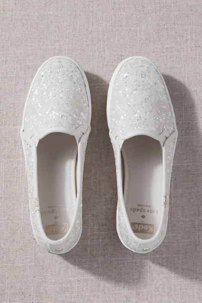 View larger image of Keds Champion Glitter Slip-ons