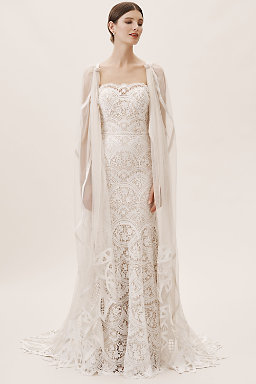 d4d7f9ccf8a68 Wedding Dress Cover Ups & Wedding Boleros | BHLDN