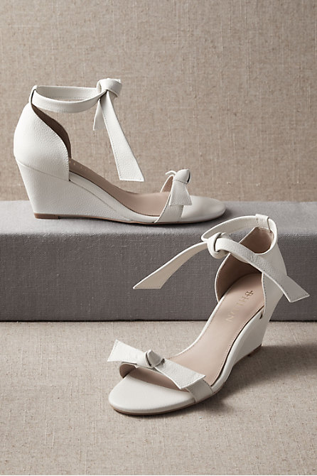 BHLDN Cesaire Wedges