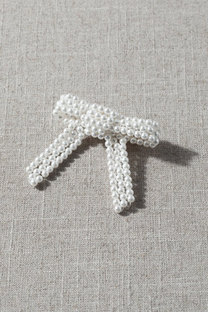 View larger image of Loeffler Randall Elodie Bow Barrette