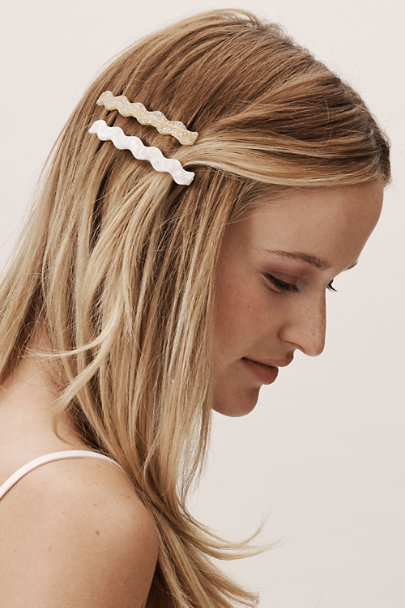View larger image of Loeffler Randall Lara Barrettes