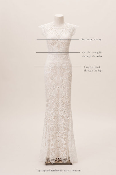 View larger image of Catherine Deane Merry Gown