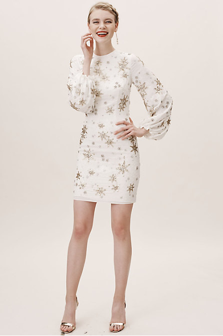 BHLDN Mercure Dress