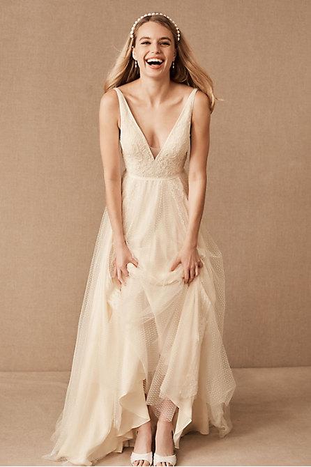 Catherine Deane Nara Gown