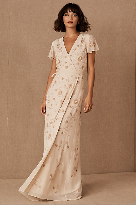 BHLDN Plymouth Dress
