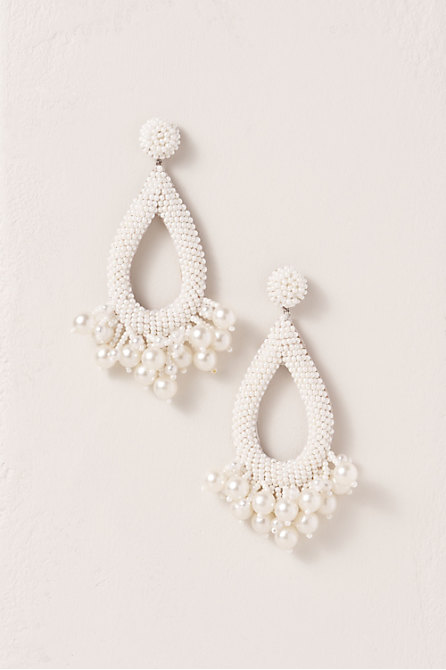 Pearlescent Earrings