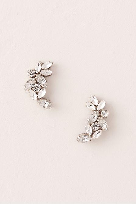 Alene Crystal Earrings