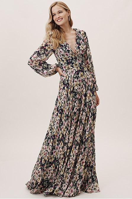 ML Monique Lhuillier Corinth Dress
