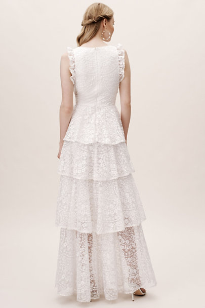 View larger image of ML Monique Lhuillier Annella Dress