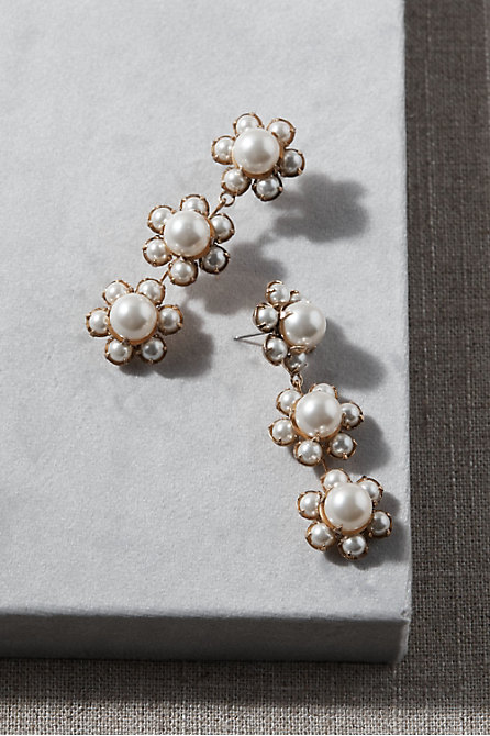Jennifer Behr Costanza Earrings