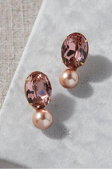 Jennifer Behr Pearline Earrings