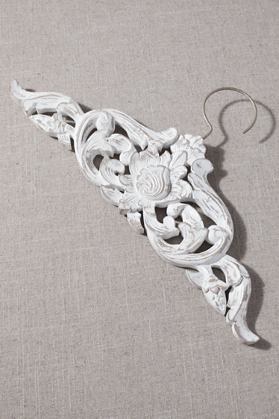 View larger image of Carved Wooden Hanger