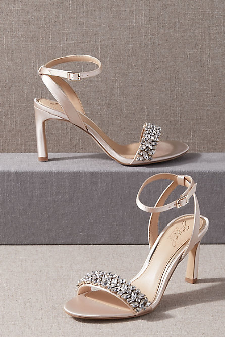 Badgley Mischka Beale Heels