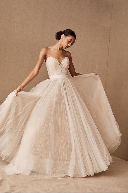 Watters Rosen Gown