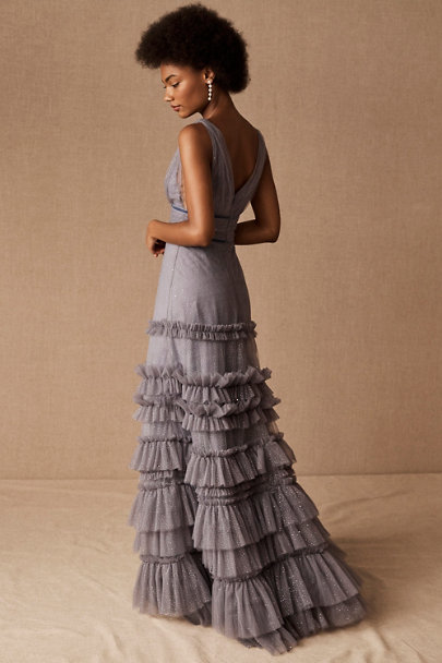 View larger image of Marchesa Notte Alaudine Dress