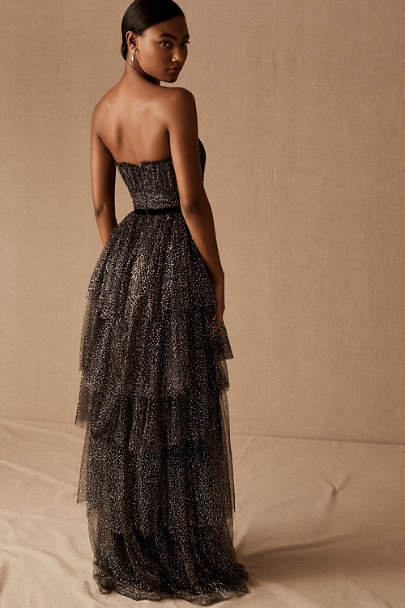 View larger image of Marchesa Notte Calixta Dress