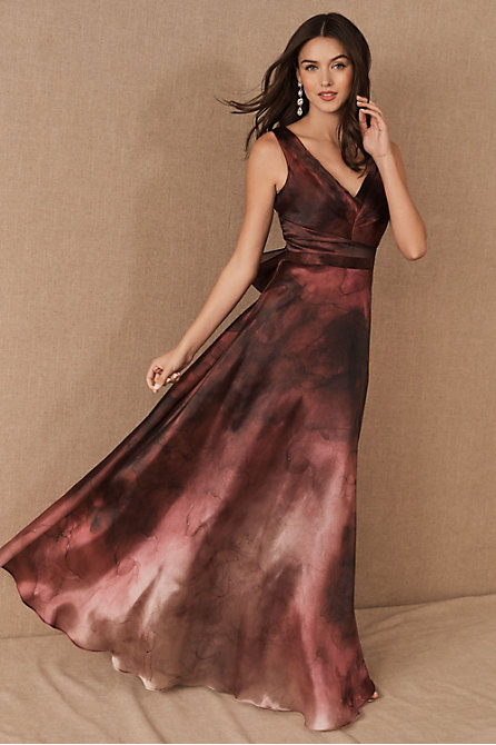 Marchesa Notte Galizia Dress